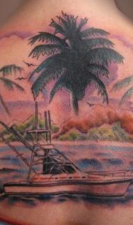 Reel Love boat