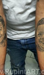 Ruben's kids