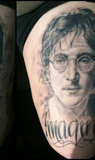 John Lennon healed