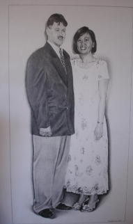 Joe & Erna