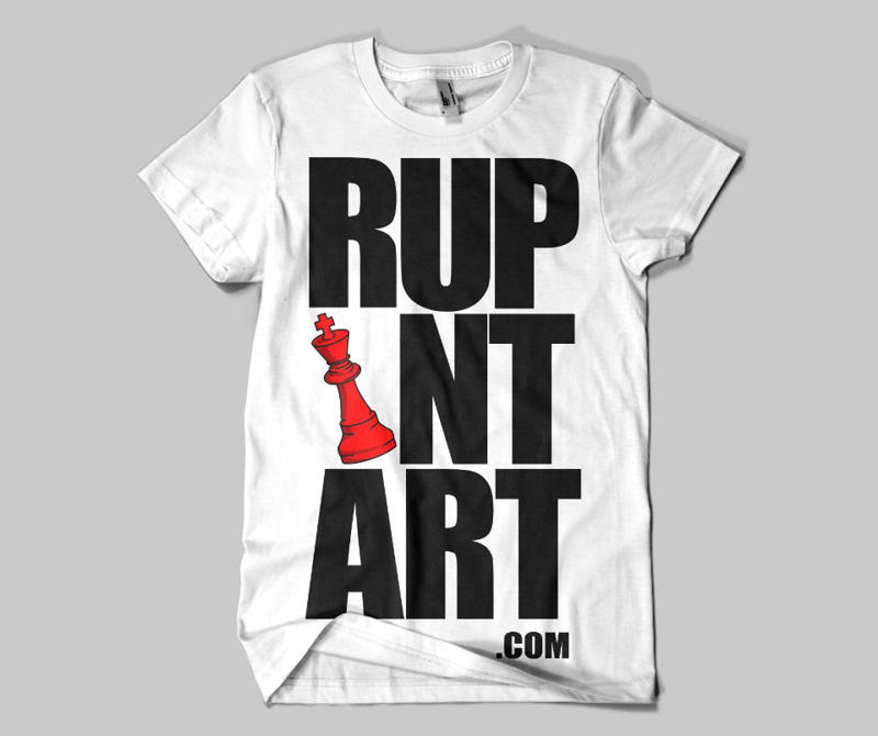 Men's RupintART tees